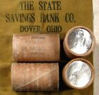 $20 SILVER DOLLAR ROLL D-Mint and P-Mint PEACE DOLLAR ENDS
