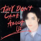 They Dont Care About Us 1 Maxi Single by Michael Jackson CD Apr 1996