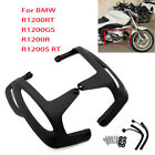 Cylinder Engine Protector Guard For BMW R1200RT R1200GS R1200R R1200S RT Black