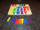 Fisher Price Letters Alphabets Tray Little People School House