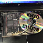 Keelo All I Know Rap - RARE- CD 845121008296