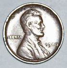 1909 Lincoln Cent - VF/XF