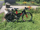 2015 Specialized Shiv Used XS Red