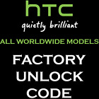 Unlock code HTC Sensation One HTC M7 M8 Radar Desire 625 626s 8X 512 X