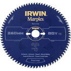 Irwin Marples TCG Construction Saw Blade 260mm 80T 30mm