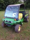 John Deere gator Te electric tip and road registered with V5 utility vehicle