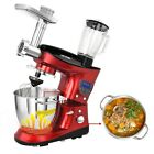 CHEFTRONIC Heating Bowl Multifunction Kitchen Stand Mixer SM-1088 120V/1000W ...
