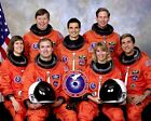 SPACE SHUTTLE COLUMBIA MISSION STS 83 STS 94 CREW 8X10 NASA PHOTO OP 131