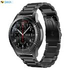 Samsung Gear S3 Frontier Band XL/Large Premium Solid Stainless Steel Watch Wrist