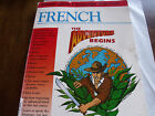 French Power glide language courses 306 pages book only The Adventure Begins