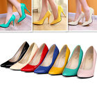 Women Pumps Strappy Stiletto High Heels Party Wedding Shoes Big Size Pump Heel