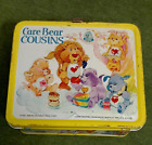 1985 Care Bear Cousins Unused Lunch Box  Thermos Vintage Amazing Condition Rare
