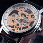 Elegant Delicated Business Classic Womens Automatic Mechanical Wrist Watch Round