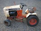 Case Ingersoll Tractor Mower 222 Goodyear Front Turf Tires Rims 16x650 8