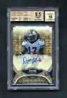 2011 Dwayne Harris Bowman Sterling Superfractor Rookie RC Auto 1 1 BGS 9.5 10