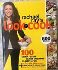 Rachael Rays Look + Cook by Rachael Ray Signed 2nd pt 2010 Cookbook