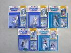 [5] KENNER 1990 STARTING LINEUP FIGURE UNOPENED DARRYL STRAWBERRY WILL CLARK....
