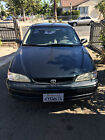 1999 Toyota Corolla  1999 below $900 dollars