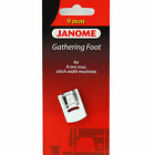 Janome Gathering Foot  #202096005 For 9mm Max Stitch Width Machines