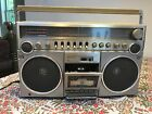 PANASONIC RX-5500 GHETTO BLASTER BOOMBOX FANTASTIC WORKING CONDITION TAPE RADIO