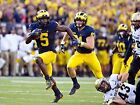 JABRILL PEPPERS MICHIGAN WOLVERINES 16X20 POSTER PHOTO QUALITY HEISMAN GO BLUE