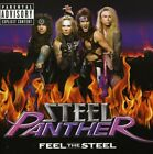 Feel The Steel - Steel Panther  Explicit Ver (CD Used Like New) Explicit Version