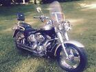 2003 Harley Davidson Softail 2003 Harley Davidson Softail Motorcycle  highly chromed  100th Anniversary