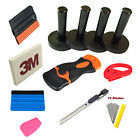 Car Wrap Vinyl Tools Scratchfree Squeegee Magnet Cutter Kinfe Blades Combo Set