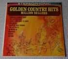 Golden Country Hits Million Sellers Bob Jones Spin O Rama Records 12LP