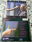 TOMMY SHAW Girls With Guns 1984 RARE CD Lonely School Made in Japan STYX