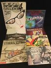 Lot of 7 The Far Side Soft Cover Books by Gary Larson Cows Gallery 4 Valley ++