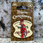 Disney Parks Pirates of the Caribbean We Wants the Redhead Pirate Pin Disneyland