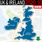 UK AND IRELAND MAPS GPS 2017.20 3D FOR GARMIN DEVICES