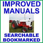 Case David Brown 1190 1194 1290 1294 Tractor Workshop Repair SERVICE MANUAL CD