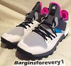 New Adidas Response TR Trail Kolor Size 105 Off White Granite Pink BY2589