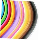 quilling paper strips quilling art strips 1080 strips 44 colors quilling paper