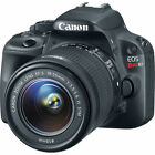 Refurbished Canon EOS Rebel SL1 Digital SLR with 18 55mm Lens