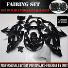 Fairing Kit For Kawasaki Ninja ZX10R 2006 2007 06 ABS Injection Bodywork Black