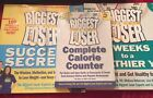 Lot of 3 Biggest Loser diet and exercise books
