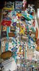 Junk Drawer lot Stuff Tokens Baseball Nascar Knife Silverplated Coin Jewelry