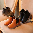 New Boys Girls Ankle Boots Kids Large Size Outdoor Sport Casual Shoes Large Size