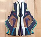NIKE ONCORE 2 JR SKATEBOARD PURPLE OBSIDIAN CONDITIONAL GS SZ 5 Y 366632 251