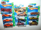 11 Hot Wheels SHORT CARD ONLY Treasure Hunt T Lot Set Olds 442 Firetruck RARE