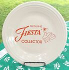 Fiesta Ware Collector Plate Dancing Lady Dinner Plate