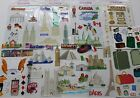 Mrs Grossman sticker sheet You Choose Travel