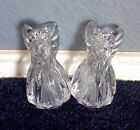 Crystal Angel Salt And Pepper Shakers