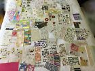 Over 2000 Stickers Plus Cut outs One Craft Alphabets Christmas Missing Lot