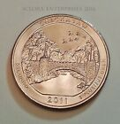 2011 D Chickasaw America The Beautiful Quarter FREE SHIPPING