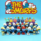24 PCS The Smurfs 3 III the lost Village Papa Smurfette Clumsy Action Figure Toy