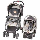 Baby Stroller And Car Seat Travel System Pram Buggies Push Chair Toddler New